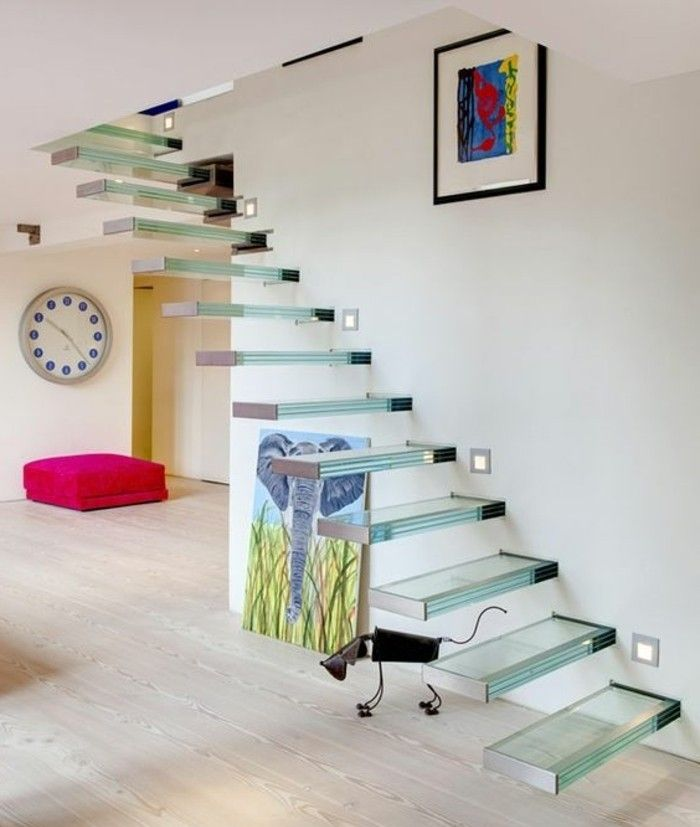 15 besten escalier moderne Bilder auf Pinterest | Furniture, Haus ...