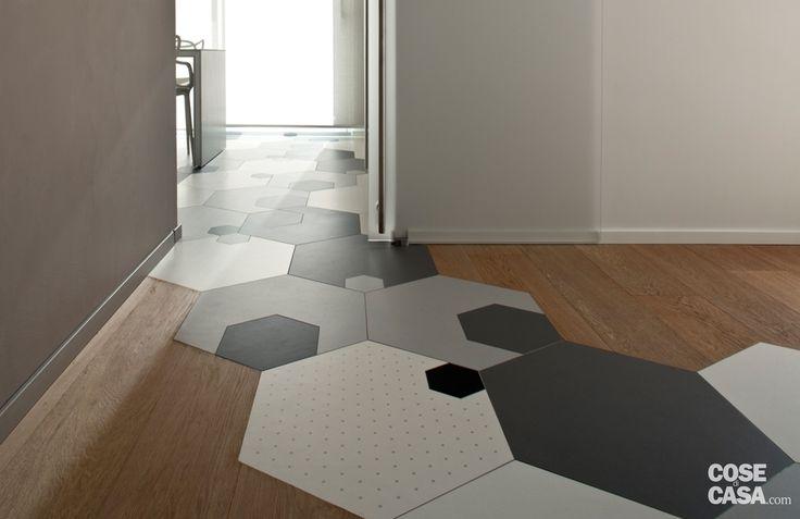 Le 25 migliori idee su piastrelle esagonali su pinterest for Migliori piani casa a due piani 2016