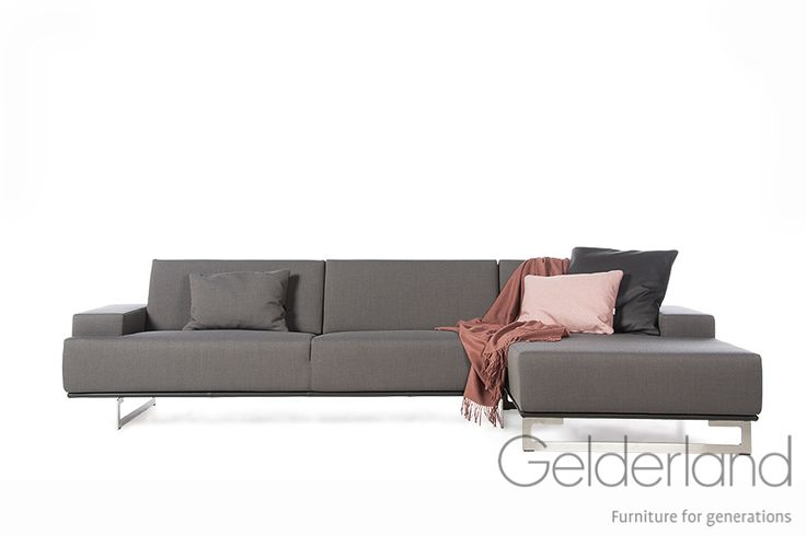 Gelderland bank 7880 Embrace by Jan des Bouvrie met iPad/tablet houder #gelderland #dutchdesign #interieur #jandesbouvrie
