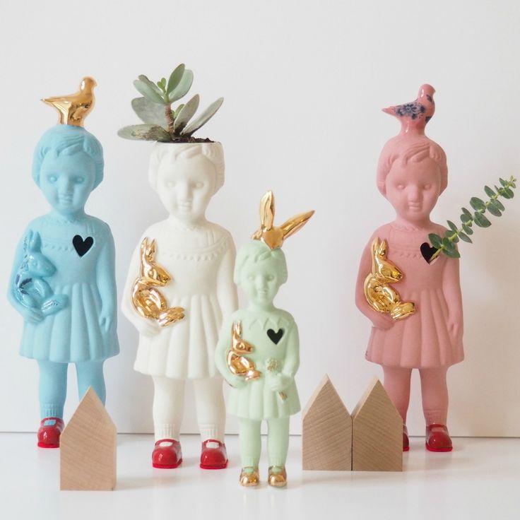 Mini Dolls Lammers&Lammers (Plusieurs modèles)