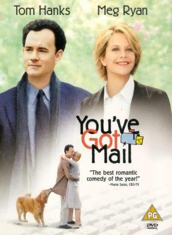 Movies to watch in the Fall: You've Got Mail (1998) -  August