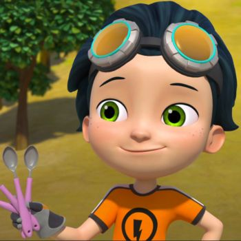 Rusty Rivets Episodes, Games and Videos on Nick Jr. | Nick Jr.