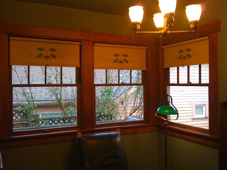 Image Result For Craftsman Bungalow Window Treatments