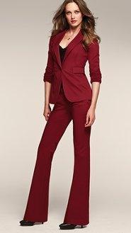 Women's Sexy Suits: Dress Suits, Pants, Blazers, Jackets & Skirt Suits at Victoria's Secret