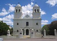 Religion- This is the oldest church in Uruguay. Almost 56% of the population identify themselves as Christian.