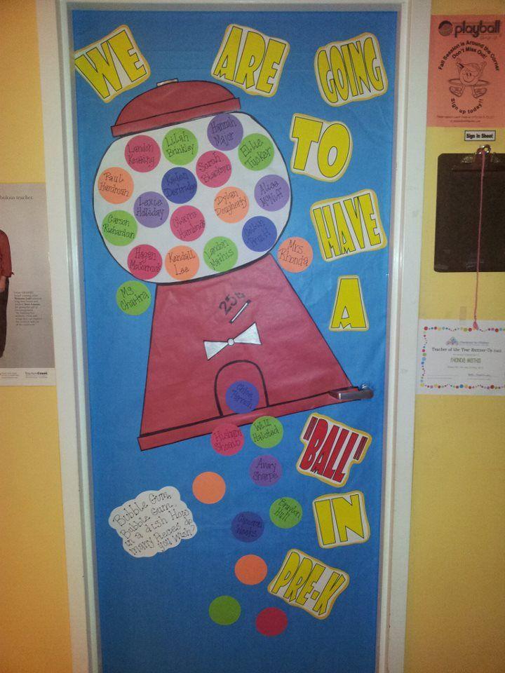 77 best images about classroom door decorations on for Door decoration