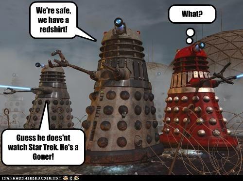 The One Sci-Fi Rule Even Daleks Follow
