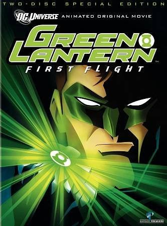 GREEN LANTERN-FIRST FLIGHT (DVD/2 DISC/SPECIAL EDITION/WS-16X9/O-SLEEVE)