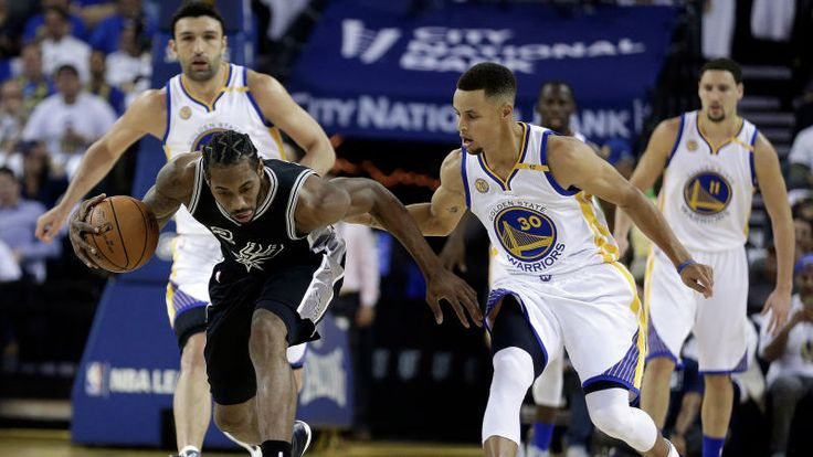 Tonight's Nationally Televised Spurs-Warriors Match-Up Might Be The Worst NBA Game Of The Season
