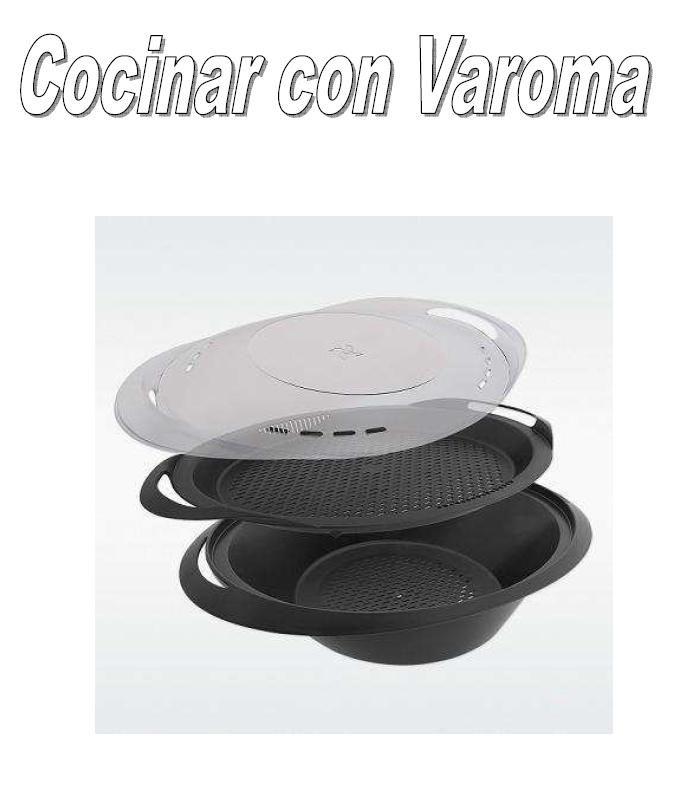 Cocinar con Varoma