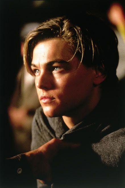 Titanic... Hello, Leo!