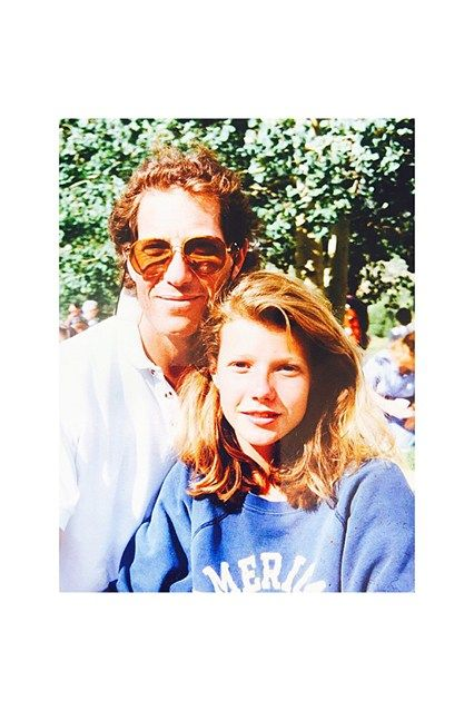 GP and her dad Bruce Paltrow