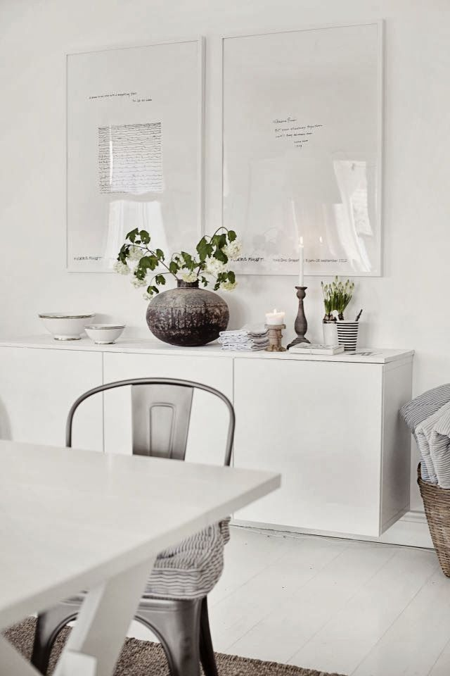The Little Design Corner: Interior styling | IKEA Besta units
