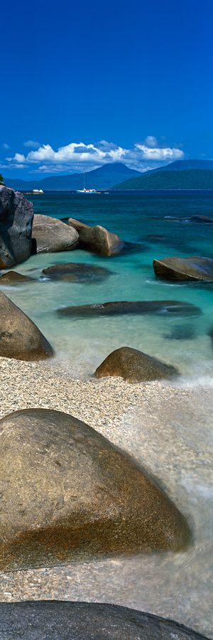 Fitzroy Island - Australia   - Explore the World with Travel Nerd Nici, one Country at a Time. http://TravelNerdNici.com