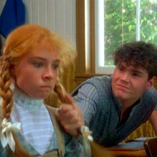 Don't Call Me Carrots! Infamous. I could not have held on to a grudge that long against they handsome boy/man. Anne and Gilbert. Anne of Green Gables.