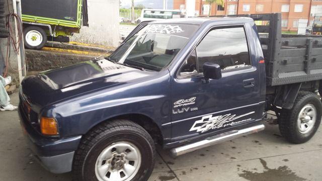 Vendo Camioneta 4x4 Chevrolet Luv Doblada Camionetas Camionetas