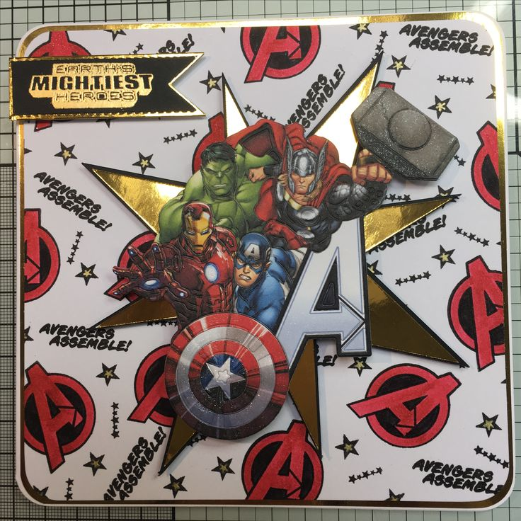 Marvel - Colourful Creations