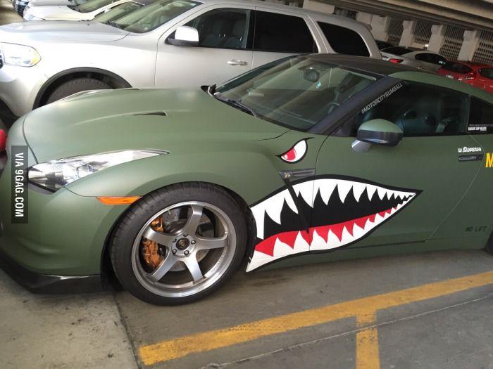 89 Best Paint Shark Bite Images On Pinterest Motorcycles Car