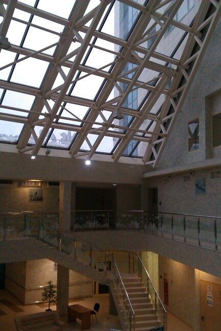 Удивительное рядом ) Федеральный центр подготовки по зимним видам спорта #снежинка #чайковский