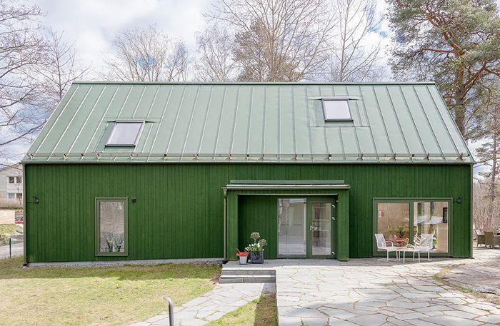 """Modern """"lada"""" till salu – följ med in i arkitektdrömmen - Sköna hem"""