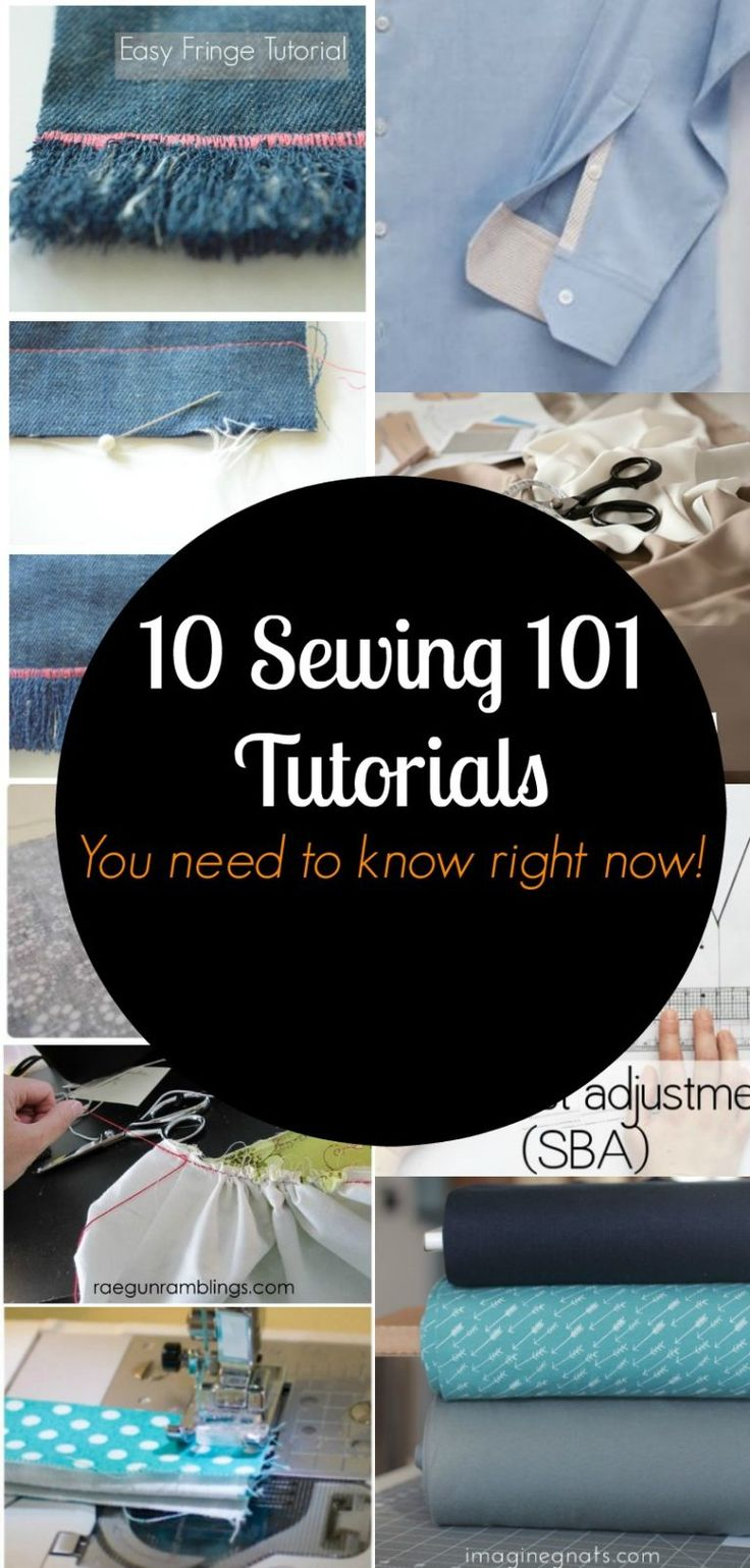 10-sewing-101-tutorials-you-need-to-know-right-now