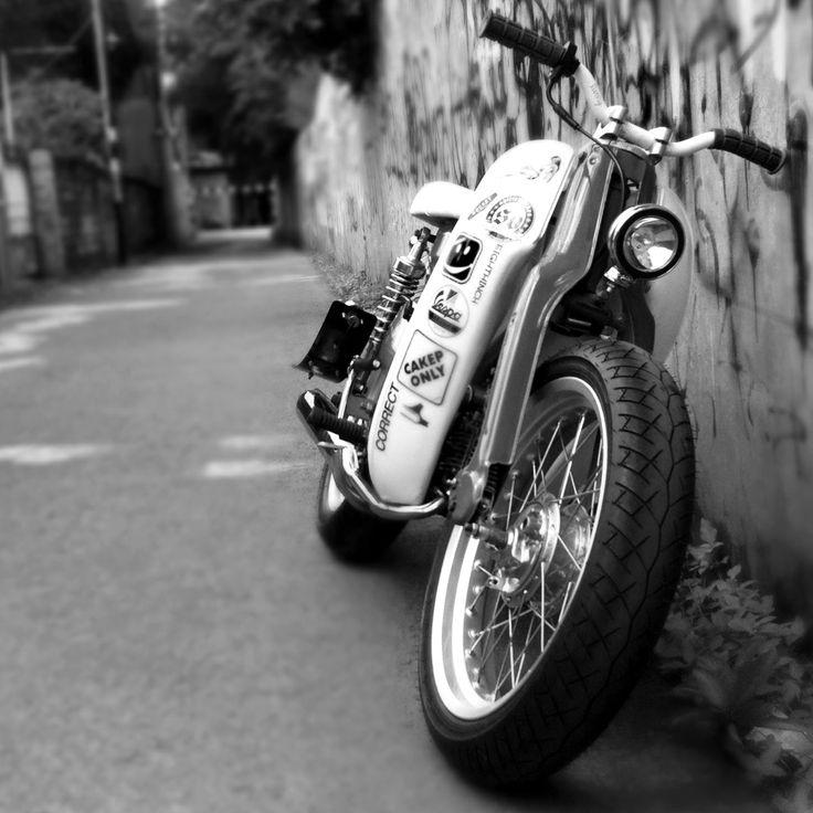 Streetcub honda c90