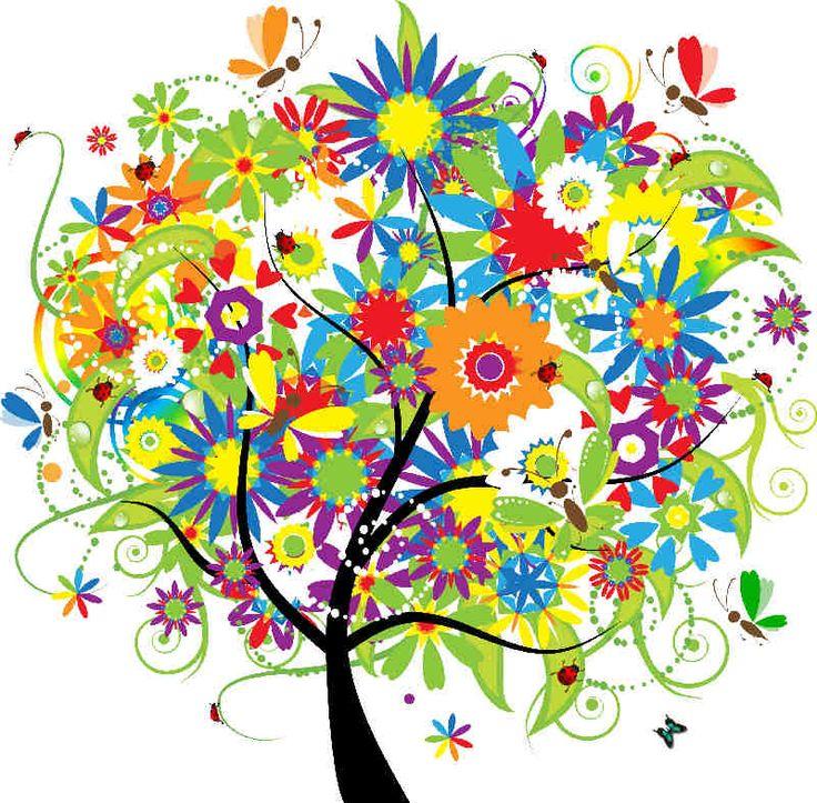 Flores y Plantas, Plantas, Flores,