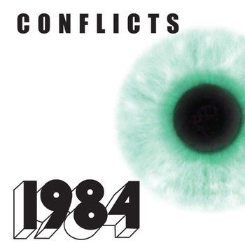 FREE 1984 Conflict Graphic Organizer - 6 Types of Conflict
