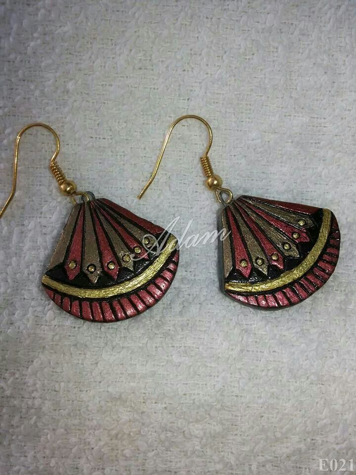 Mseal earrings