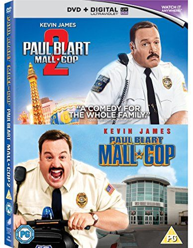 From 1.50:Paul Blart - Mall Cop 1 And 2 [dvd] | Shopods.com
