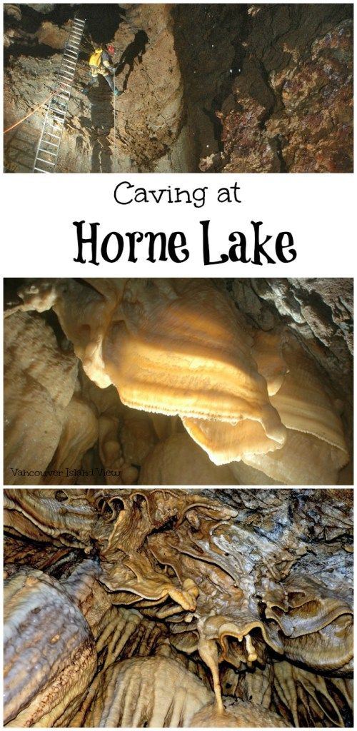 Did you know that Vancouver Island has the most concentrated number of caves in North America? For a fantastic tour adventure go caving at Horne Lake.