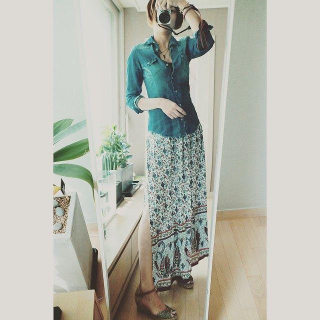 # #오늘 의 #아웃핏 #outfit for #today #즐주말 #happy #weekend . . . . #ootd #daily #dailylook #옷스타그램 #팔로우 #follow #me #fashion #style #패션 #스타일 #줌마그램 #줌스타그램 #줌마스타그램 #instadaily #미러샷 #거울샷 #셀스타그램 #selfie #전신샷 #자라 #korea #zara