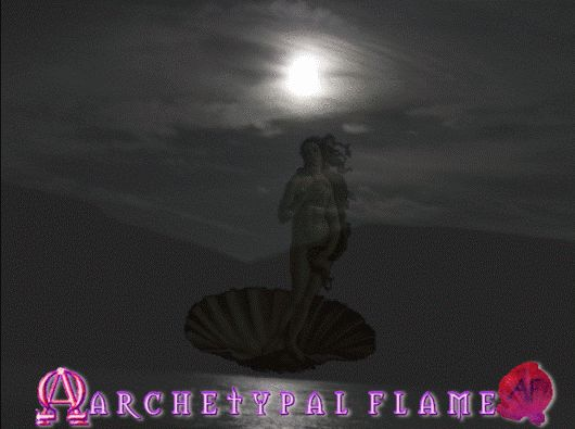 Archetypal Flame - Aphrodite's rock extra super moon #archetypal #flame #venus #Aphrodite's #birthplace #beauty #love #light #extrasupermoon #afrodita  #like   #comment   #share   #gif   #GIFS