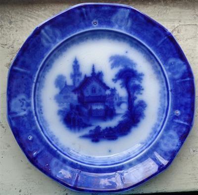 Talíř Podmore Walker & Co.(1834-59) | eAntik - Starožitnosti