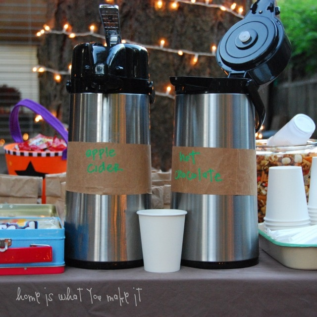 Posts About Outdoor Movie On Home Is What You Make It Find This Pin And More Fall Backyard Party Ideas