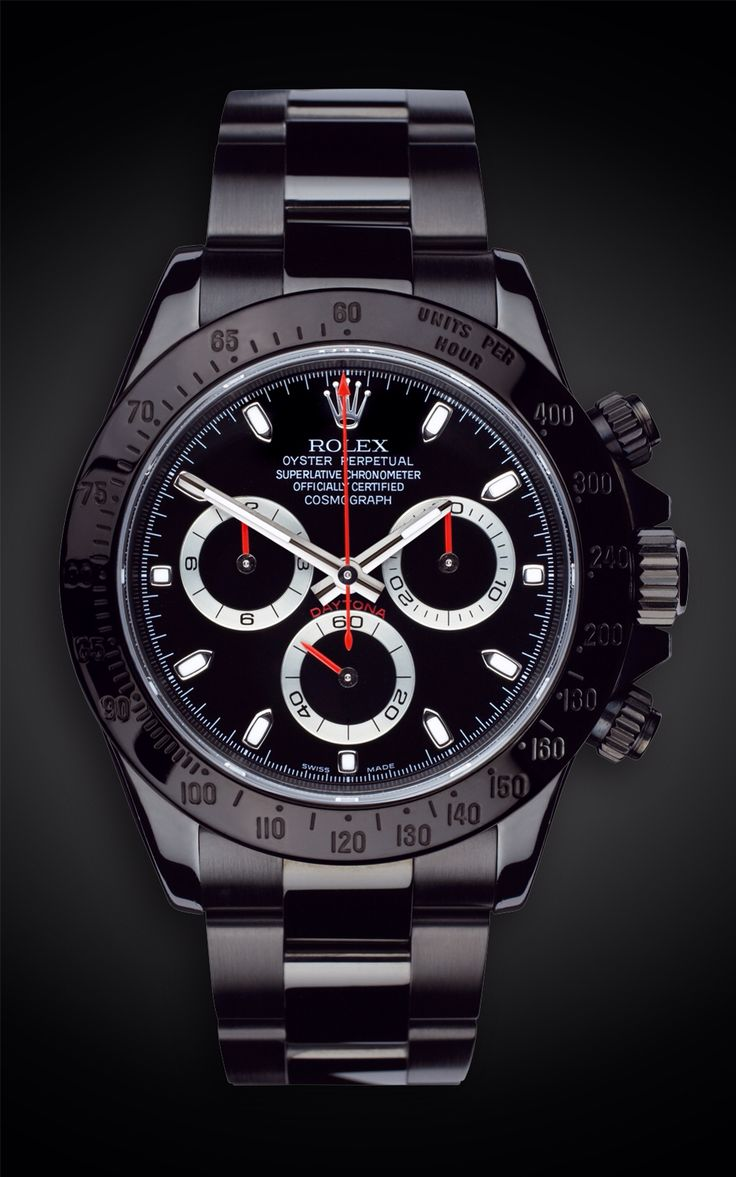 Rolex: Black Titan