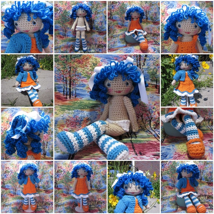 By Hook, By Hand: Lily Doll