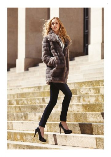 1000  images about Fall Winter Woman on Pinterest | Coats Seasons