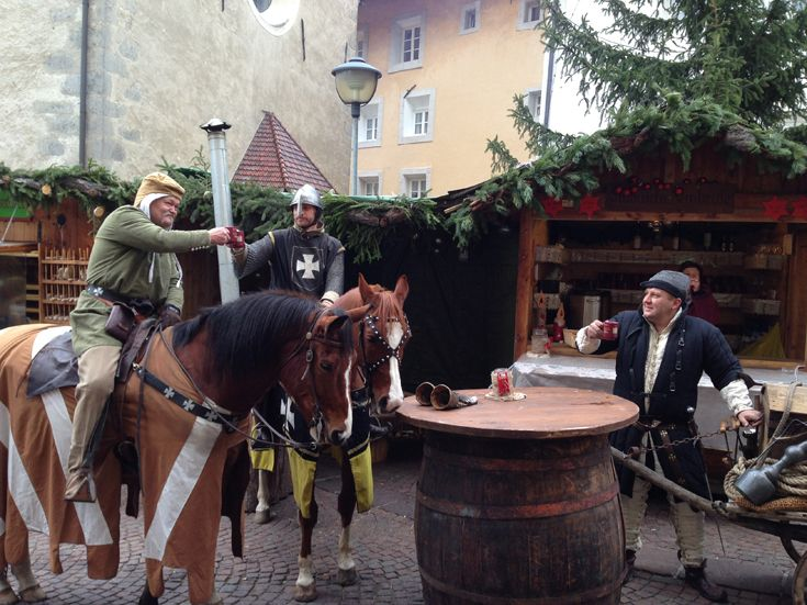 #chiusa #klausen #sudtirol #altoadige #italy #noel #natale2014 #christmasmarket #medieval
