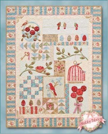 194 best Quilts- Birds/ bird house blocks images on Pinterest ... : birdhouse quilts - Adamdwight.com