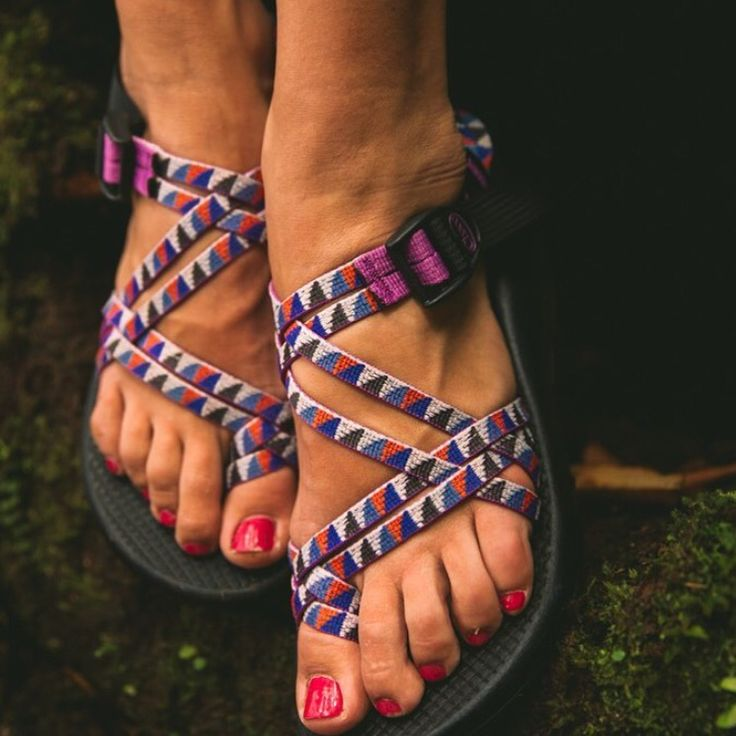 Chaco Spring 2016 webbing collection. ZX/2 Camper Purple
