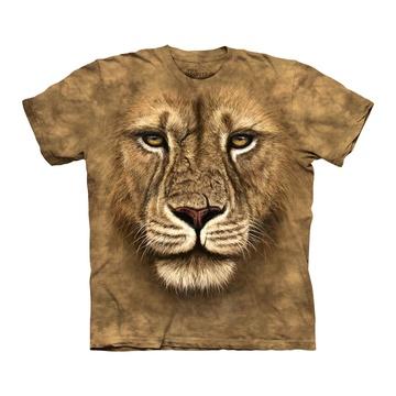 eu.Fab.com | Lion Face Tee