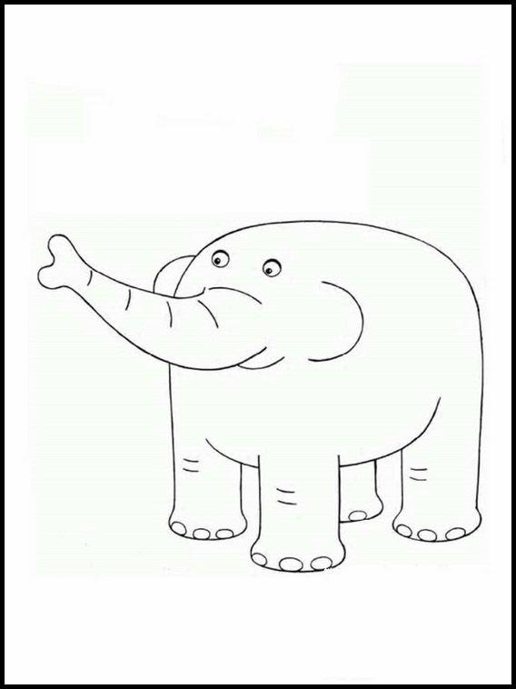 zoo lane 64 12 ausmalbilder für kinder malvorlagen zum