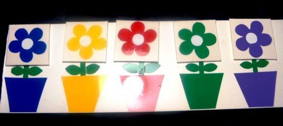 Наглядные пособия, дидактические игры, развивающие цветовосприятие у детей дошкольного возраста - Для воспитателей детских садов - Маам.ру