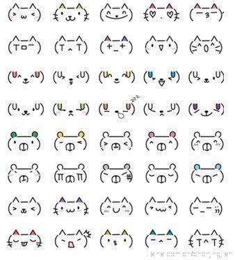 简笔画,How to Draw , Study Resources for Art Students , CAPI ::: Create Art Portfolio Ideas at milliande.com, Art School Portfolio Work ,Whimsical, Cute, Kawaii,Doll.Girls