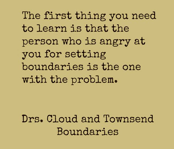 Setting Boundaries With Controlling People  Blog by Corinne Hurlburt discussing setting healthy boundaries with toxic and controlling people