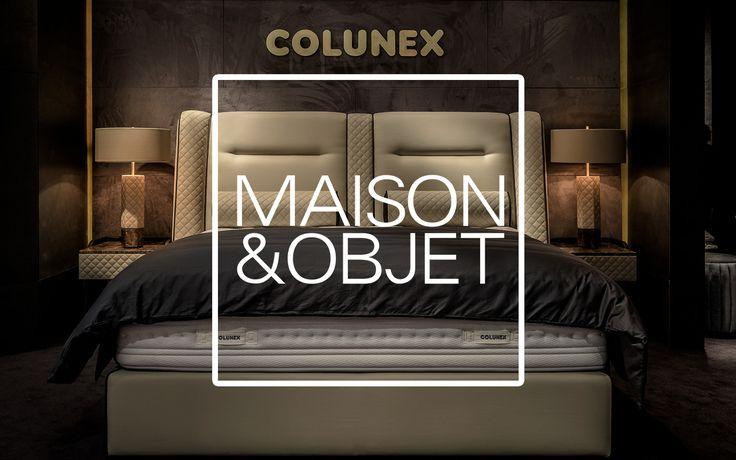 Colunex @ Paris - Maison et Objet Jan. 2017