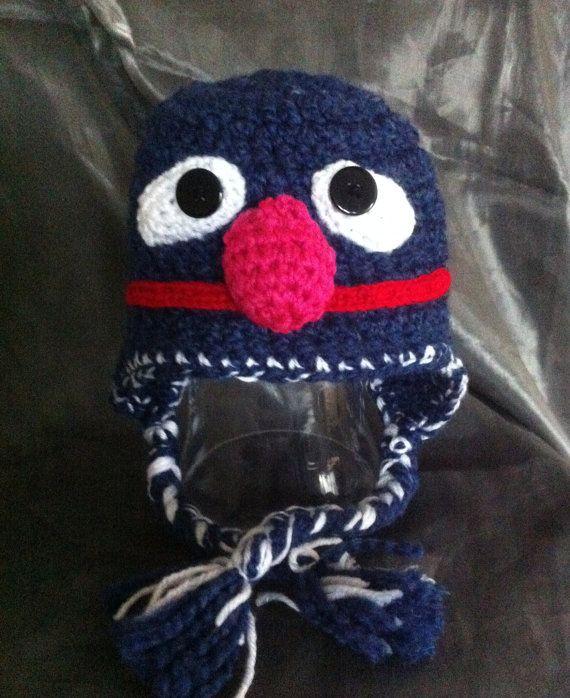 60 Best Muppet Fan Images On Pinterest: 60 Best Images About Muppets Crochet On Pinterest