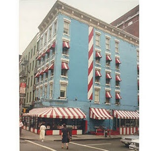 Baker Street was the original location for the first TGI Fridays back in 1965.