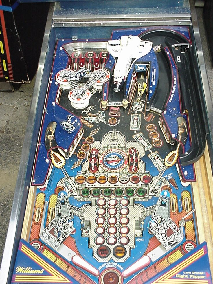 17 Best images about Pinball on Pinterest | Arcade games ...